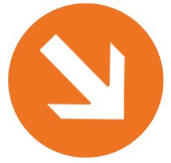 Link icon down arrow